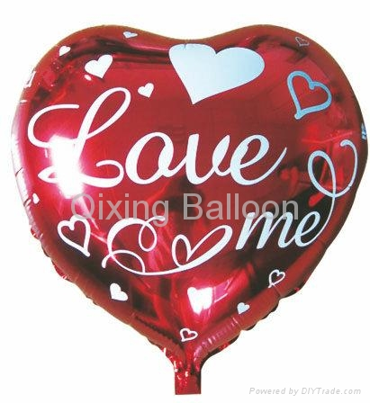 adverting foil helium balloon 2