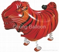 walking pet foil balloon 1