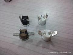 四柱温控咖啡壶温控器