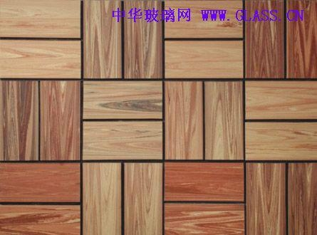 Wood Finish Tile For Floor Dys 1201 Dys China Manufacturer