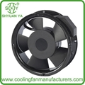 170x51mm AC Fan
