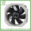 225x225x80mm Industrial Exhaust Fan