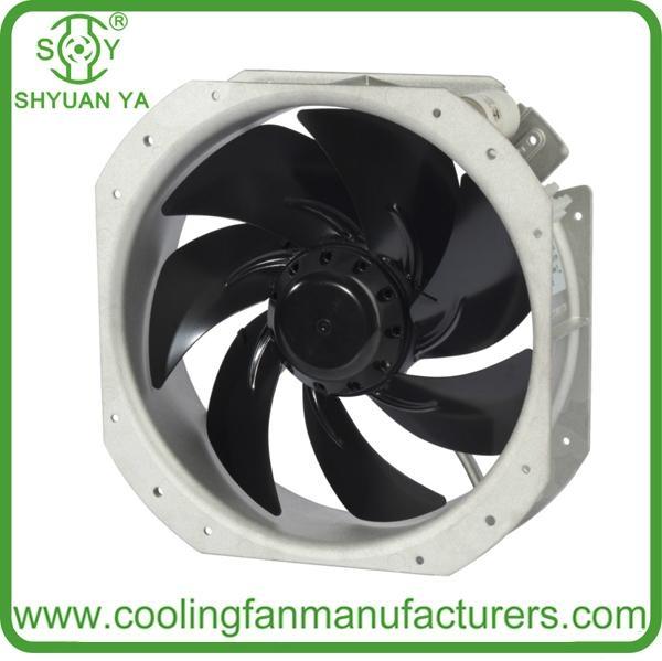 280x280x80mm Bathroom Exhaust Fan 1