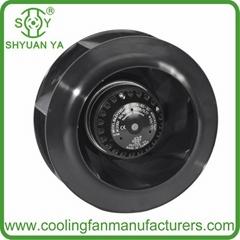 250X112MM AC Centrifugal Fan