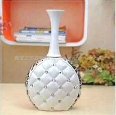 陶瓷工艺品摆件陶瓷花瓶