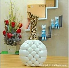新款現代工藝品陶瓷花瓶