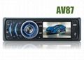Aoveise AV87 Electric Adjustment MP3/MP4/MP5 Player, with Remote Control 1
