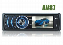 Aoveise AV87 Electric Adjustment MP3/MP4/MP5 Player, with Remote Control