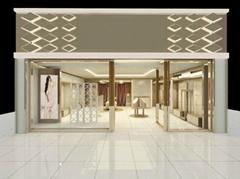 shop inshop design,garment displays