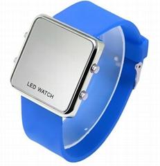 2013 Fashion watch gift,LED watch,chirstmas gift