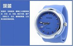2013 Fashion watch gift,Slap watch,chirstmas gift