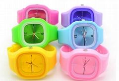 2013 Fashion watch gift,Jelly watch watch,chirstmas gift