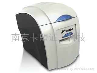 英国Magicard Pronto轻便证卡打印机 4