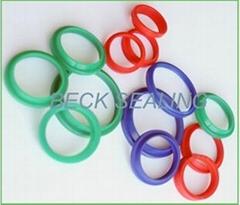 customer rubber dust rings