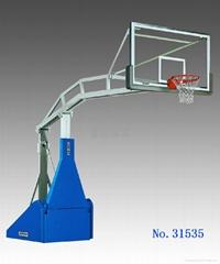 31535-108 电动液压升降篮球架