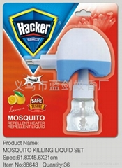 Hacker Mosquito Liquid refills set