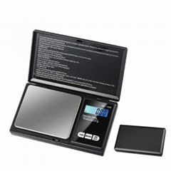 Fashion Best-selling Laptop Style Electronic Pocket Weight Scale 1000g/0.1g