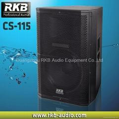 15 inch JBL style PA  speaker-CS-115