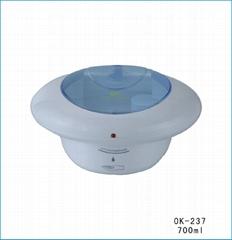 sensor automatic soap dispenser with abs plastic