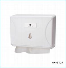 hand towel paper dispenser abs plastic