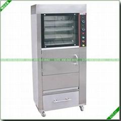 烤紫薯的机器