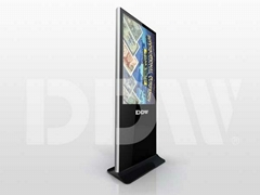 Network Digital Signage for bank 42inch from DDW