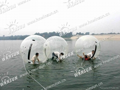 TPU水上球
