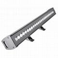 240V aluminium IP65 adjustable 24w led wallwasher  1
