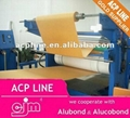 Kraft Paper Laminating Production Line By Heating(CE & ISO9001)