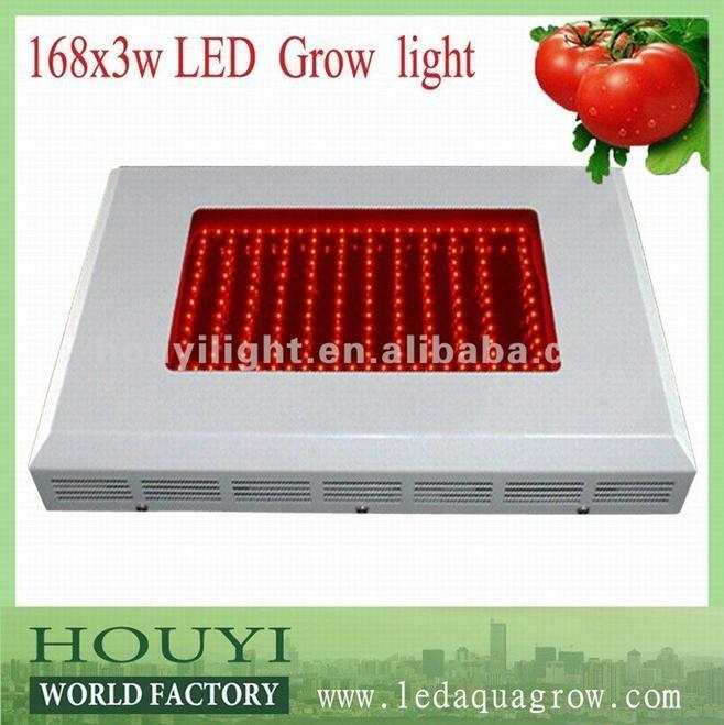 high power 168x3w 300w led epistar led grow lighting greenhouse led ...