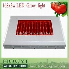 high power 168x3w 300w led epistar led grow lighting greenhouse led grow lamp