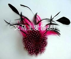 feather fascinator SFB6087