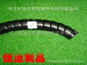 供应齐全的螺旋保护套 5