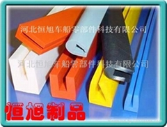 橡塑(PVC)密封条大全