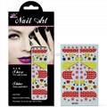 3D Nail Polish Stickers 3