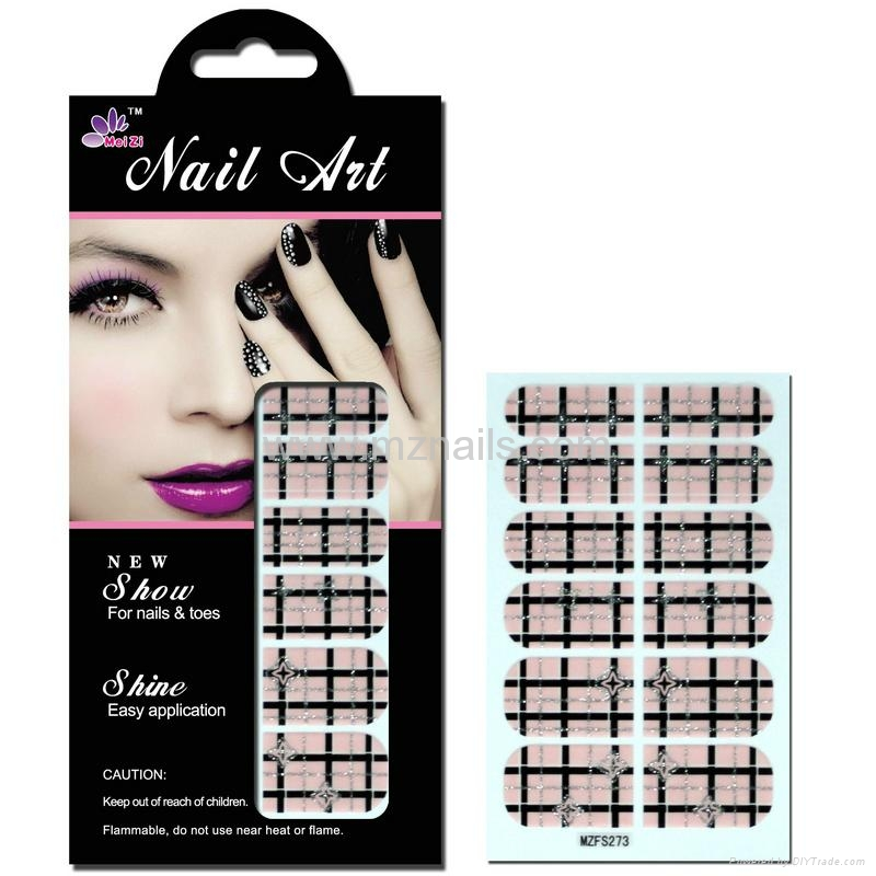 3D Nail Patch 1