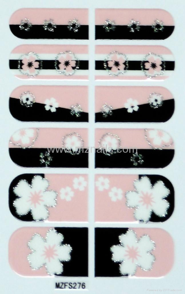 3D Nail Patch 5