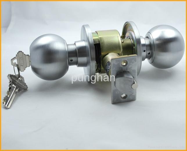 Single Cylinder Deadbolt door lock 4