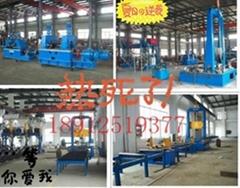 钢结构焊接生产加工处理机器龙门焊