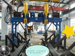 H型龙门式埋弧焊接机