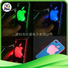 创意闪光iphone5手机保护套