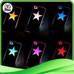 深圳iphone5来电闪手机保护套