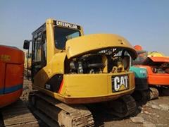二手挖掘机卡特307C