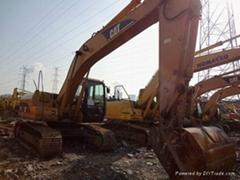 二手挖掘机(卡特320C)