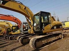 二手挖掘机(卡特320CL)