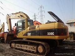 二手挖掘机(卡特330C)