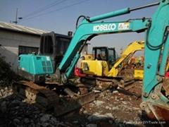 神鋼60-C挖掘機