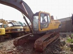 沃爾沃290B挖掘機