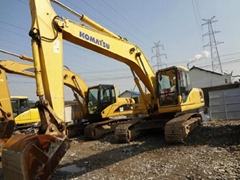 小松PC200-7挖掘機