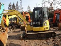小松55MR-2挖掘機